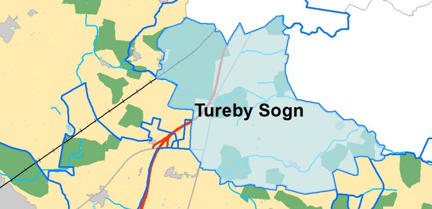 Tureby Sogn